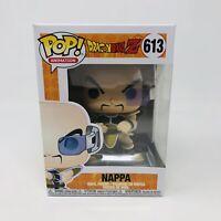 Funko Pop Animation Dragon Ball Z DBZ Series 6 Nappa 613 Vinyl Figure New In Box