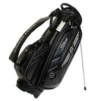 TITLEIST Golf Men's Stand Caddy Bag VOKEY DESIGN 47 Inch 4.6kg CBS9VW Black NEW