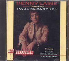DENNY LANE featuring Paul McCartney - The collection CD USATO OTTIME CONDIZIONI