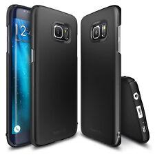 Rearth Case Samsung Galaxy S7 Edge Ringke [0,3mm Thin] Slim Case Cover Black