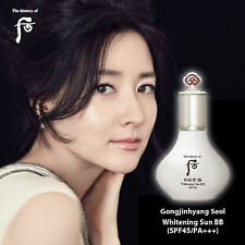 [The History of Whoo] Gongjinhyang Seol Whitening Sun BB 40ml SPF45 PA+++