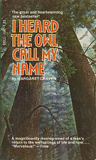 I Heard the Owl Call My Name - Vintage Dell PB 1974 - Margaret Craven