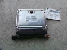 AUDI A6 ENGINE ECU, 3.0LTR, PETROL, AUTO, C5, 01/02-10/04