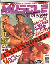 MUSCLE MEDIA bodybuilding magazine/LEE LABRADA 11-94 #40