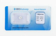 Brillant HRD Zertifikat 0,32 ct. W (H) SI2 170003072007