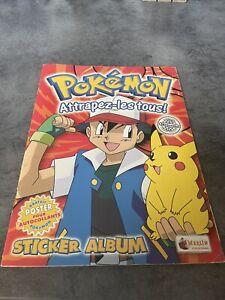 pokemon sticker album - Merlin Collection