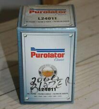 Engine Oil Filter Purolator L24011