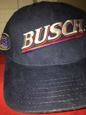 JEFF BURTON #9 Victory Lane Pit Crew Hat BUSCH BEER Grand National CONCORD NC