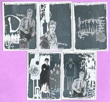 Harry Potter Memorable Moments 2: 5 Card Box Topper Set BT1-BT5