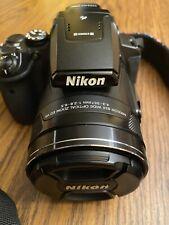 Nikon COOLPIX P900 Digital Camera Bundle