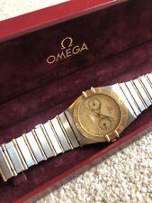 omega constellation watch Manhattan DB 398.0869 Calibre 1444/1445 Quarts 32.5mm