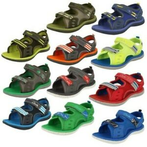 "Boys Clarks Casual Sandals ""Piranha Boy"""
