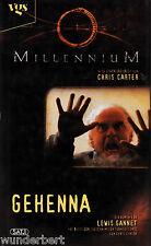 *- MILLENNIUM - GEHENNA - Lewis GANNET  gebunden (1997)