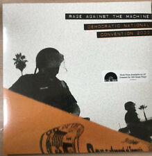 RAGE AGAINST THE MACHINE * Democratic National Convention 2000* RSD * 180 Gramm