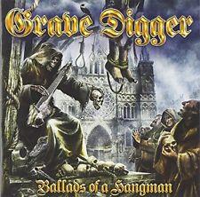 Grave Digger - Ballads Of A Hangman [CD]