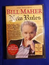 Bill Maher - New Rules (DVD, 2006) HBO; TV-MA