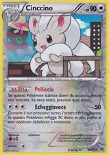 CARTA POKEMON  - CINCCINO - 85/99 - 9V PS - FOIL - RARA - IN ITALIANO