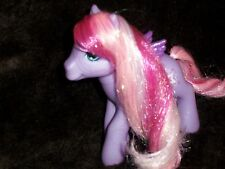 ✿My Little Pony G3   ✿ G3 STARSONG glitter hair Pegasus pony