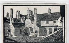 HAYCOCK HOTEL, WANSFORD: Huntingdonshire advertising postcard (C11584)