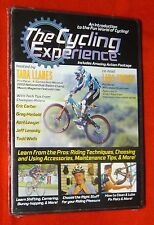 New Still Sealed Dvd the Cycling Experience Todd Wells Eric Carter Greg Herbold