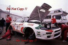 Juha Kankkunen Toyota Celica Turbo 4WD Rallye de Portugal 1994 Photograph 5