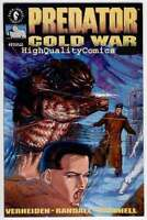 PREDATOR : COLD WAR #2, NM+, Hunter, Monster, Beast, Movie, more Horror in store