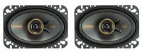 "Pair Kicker 47KSC4604 KSC460 4x6"" 75 Watt 2-Way Car Stereo Speakers KSC46"