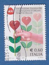 Italia 2005 AIDO donatori organi trapianti trasplantation organ donors used
