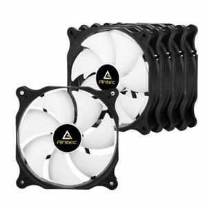 Antec 120mm Case Fan High Performance 3-pin Connector F12 Series 5 Pack