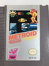 Metroid (Nintendo Entertainment System, 1987) Game Only! Tested Works