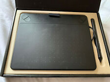 Wacom Intuos Art Pen and Touch Tablet CTH-490Black Small only used a few times