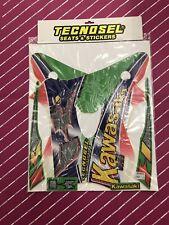 Tecnosel Graphics Decals Super Evo Kx 125 250 Kawasaki Motocross 1994-1998