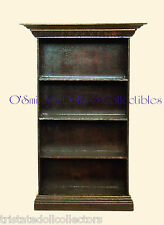 2013 KENVENTION BOOKSHELF Dark Wood 1:6 Scale FR Integrity Size Convention_NEW