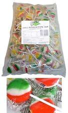 Bulk Lollies 200 x Rainbow Pop Lollipops Candy Buffet Party Lolly Favors Sweets