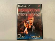 Resident Evil: Dead Aim (Sony PlayStation 2, 2003)