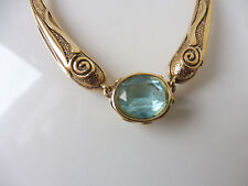 Beautiful Necklace/Necklace ____ 42 cm __ Gold Plated__PIERRE LANG _____