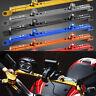 Handlebar Rearview Extender Mount Balance Bar Bracket Adjustable For Motorcycle