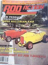 Rod Action Magazine Super Bell I-Beam Axle November 1982 040717NONRH