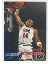 1993-94 UPPER DECK SE BASKETBALL USA TRADE INSERT SINGLES