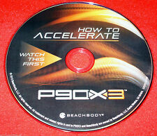 P90X3 - How To Accelerate - New Fitness DVD