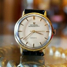 Universal Geneve Polerouter 1960 | raro cal. 218-9 | 28 jewels - 21600 h/a