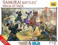 Samurai Battles Ninja Attack Historical Wargame Expansion Set ZVE 6420