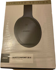 Bose QuietComfort QC35 II Limited Edition Navy Noise Cancellation Headphone Used