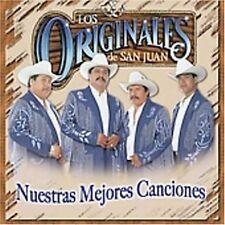 Los Originales de San Juan Nuestras Mejores Canciones CD New Nuevo Sealed
