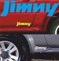 2 x Suzuki Jimny 001