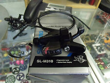 SHIMANO SL-M310 ALTUS RAPID FIRE 7 SPEED BLACK REAR BICYCLE SHIFTER