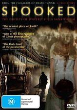 Ex rental Spooked (DVD, 2006)