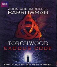 Torchwood Exodus Code Audio Drama CD MINT