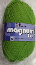 Panda Magnum 8 Ply DK 100g X 1 Ball Acrylic Crochet Knitting Yarn - 48 Colours Jungle