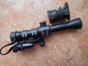 !!! Original Russia USSR scope №3576 +mount